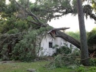 Roof Damage in Alachua County
