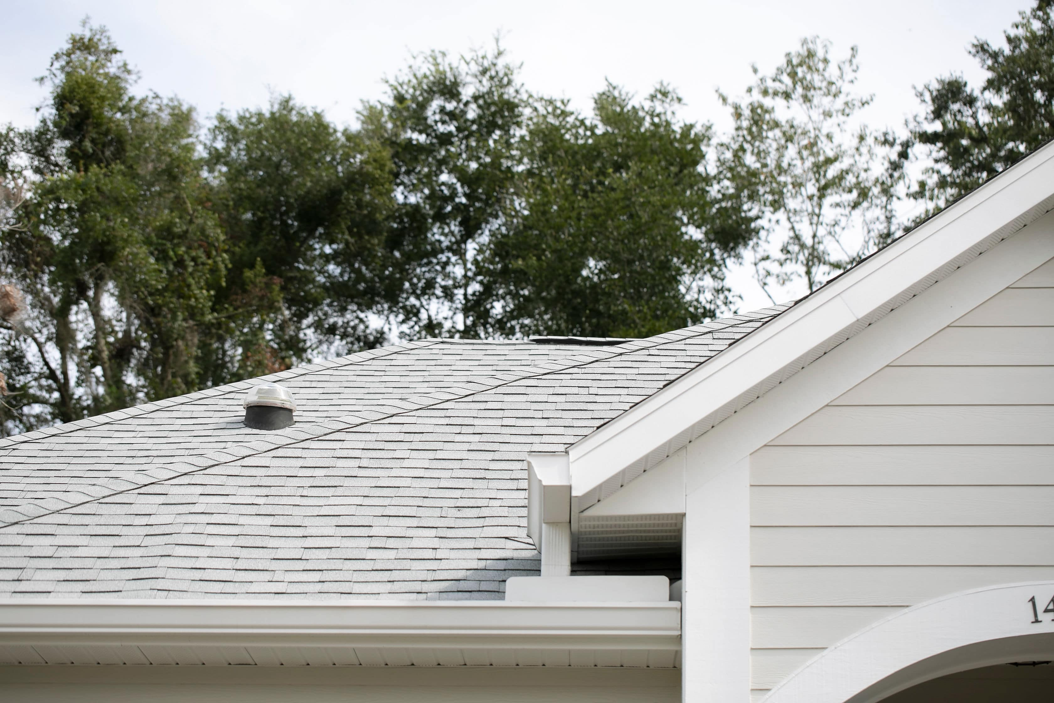 Energy-efficient roof by McFall Residential Roofing