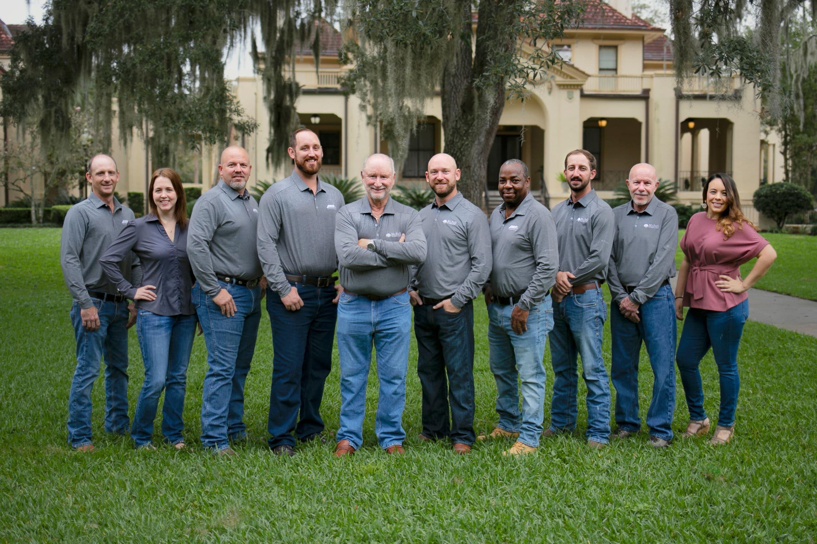 McFall Team